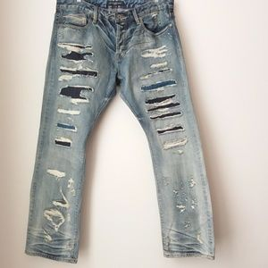Cult of Individuality | Rebel Straight Jeans Sz 40